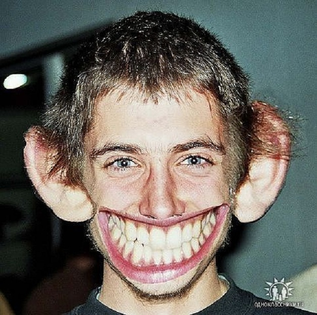 Смешные картинки человек без зубов, день рождение подруги
