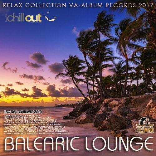 VA - Balearic Lounge (2017)