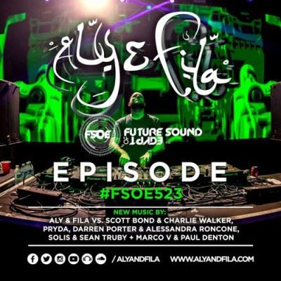 VA - Aly & Fila - Future Sound Of Egypt 523 (2017)