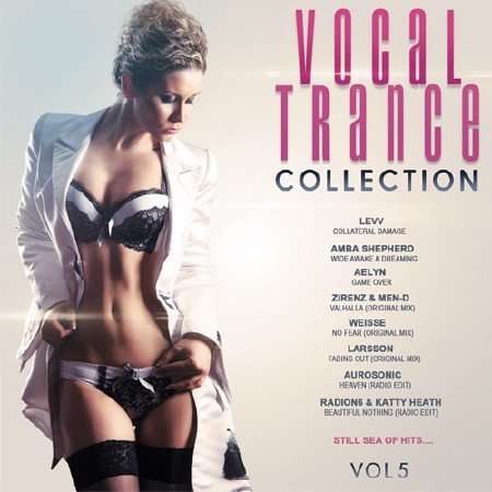 VA - Vocal Trance Collection Vol.5 (2017)