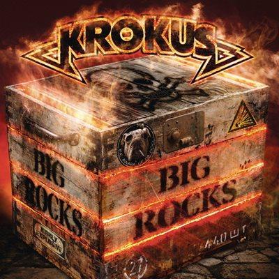 Krokus - Big Rocks (2017/FLAC)