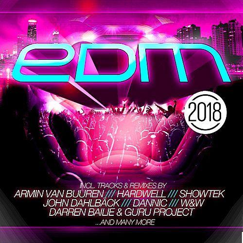 VA - EDM 2018 (2017)
