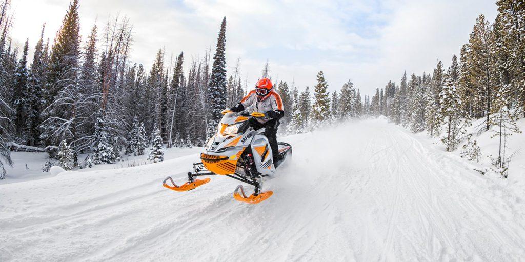 снегоход Renegade
