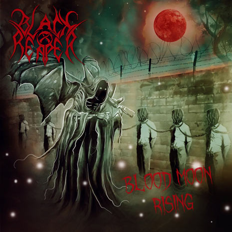 Black Reaper - Blood Moon Rising (2017/FLAC)