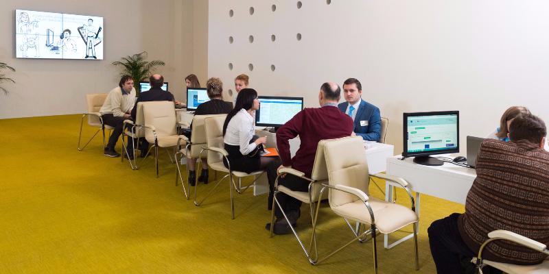Жители и предприниматели Москвы все чаще берут кредиты