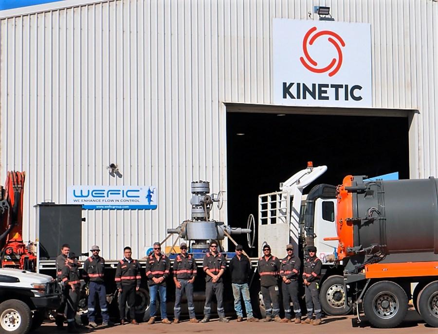 WEFIC открывает центр по техническому обслуживанию устьевого оборудования в Австралии