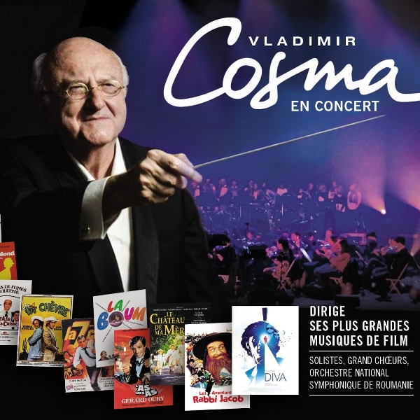 Vladimir Cosma - Vladimir Cosma en concert [Live] (2017)