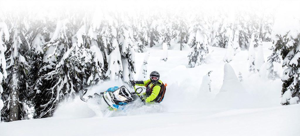снегоход Freeride