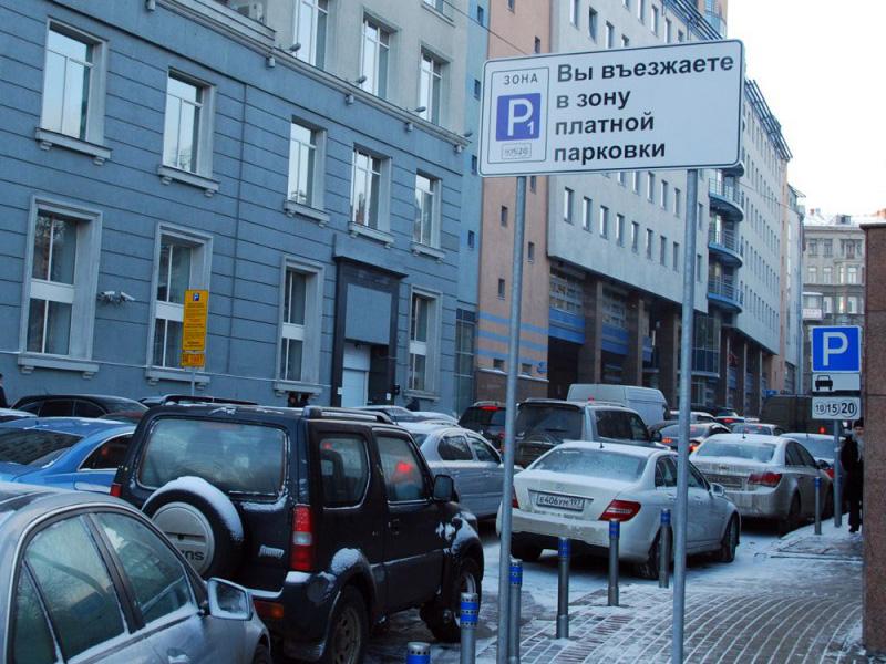 Вооруженных захватчиков московской парковки отпустили после задержания