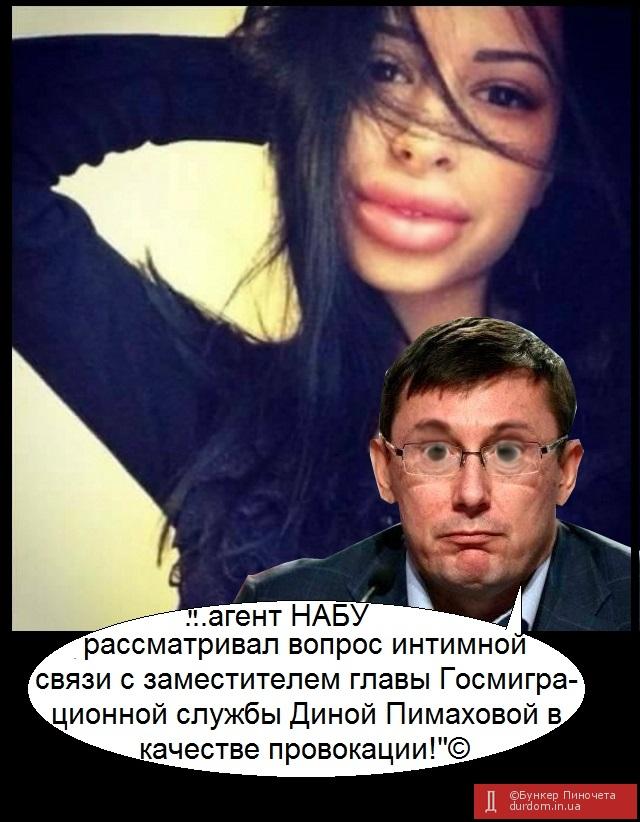 Замглавы ГМС Пимахова не была ключевым объектом спецоперации, - НАБУ - Цензор.НЕТ 7028