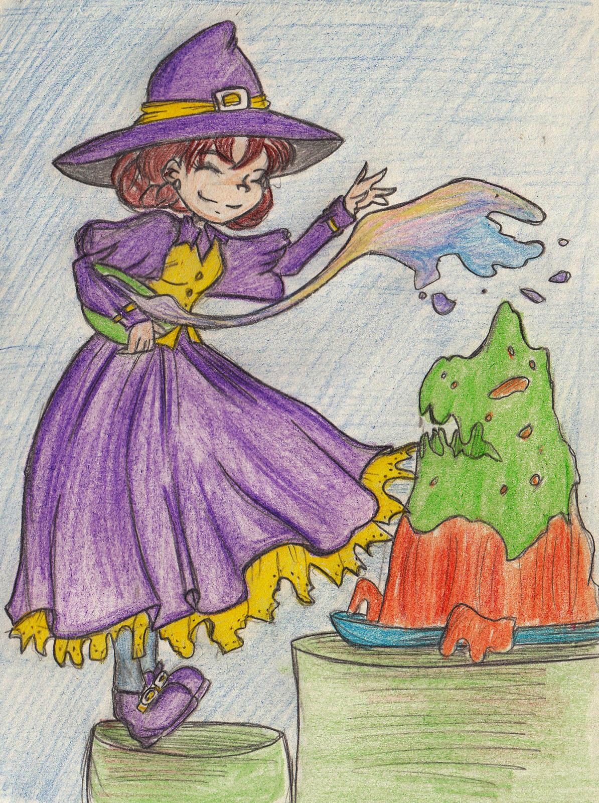 Самайн_ведьма печет страшный торт.jpg