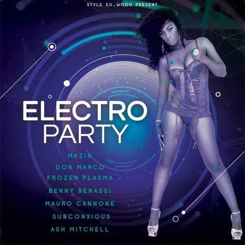 VA - Electro Party (2017)