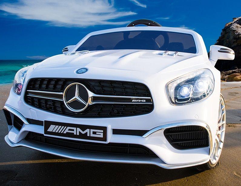 Детский электромобиль Mersedes Benz SL65 amg new