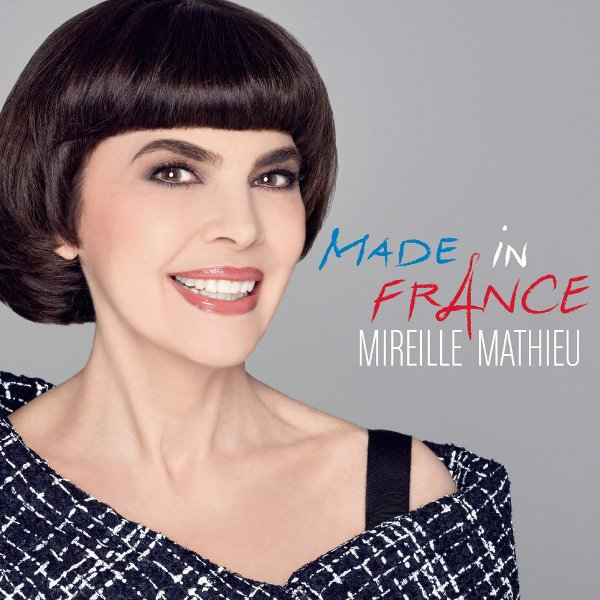 Mireille Mathieu - Made in France [Official Compilation] (2017)