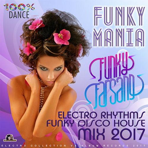 VA - Electro Rhythms Funky Disco House (2017)