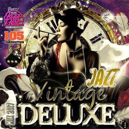 Сборник - Vintage Jazz Deluxe (2017)