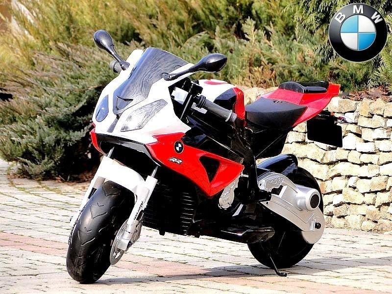 Детский мотоцикл на аккумуляторе JT528 S1000