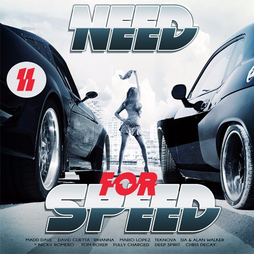 Сборник - Need For Speed Vol.11 (2017)