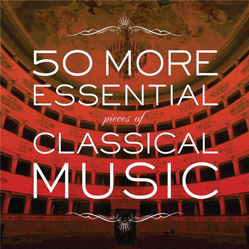 VA - Fifty Pieces of Classical Music - Collection Thirty-seven (2017)