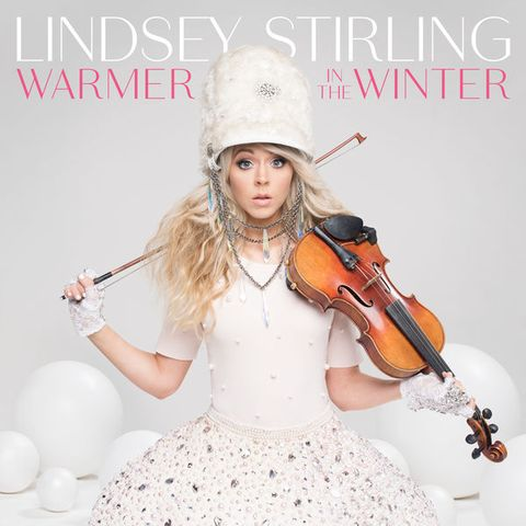Lindsey Stirling - Warmer in the Winter [Deluxe Version] (2017)