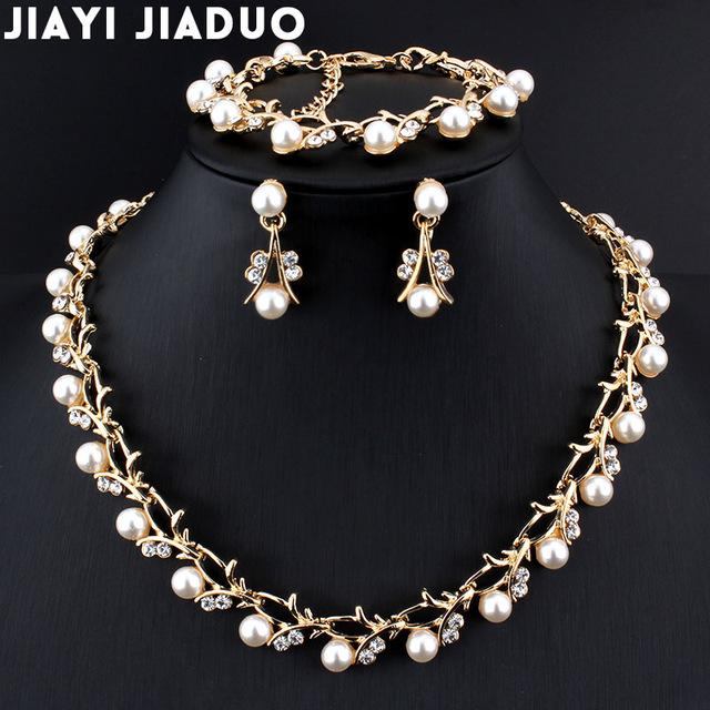 Ювелирный комплект - JIAYI JiaDUO