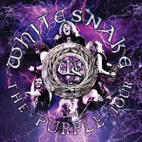 Whitesnake - The Purple Tour: Live [24-bit Hi-Res] (2018/FLAC)