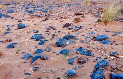 Ришат (Глаз Сахары). Мавритания