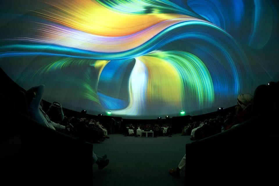 Блог им. fokinpr: Панорамная видеопроекция, созданная специалистами студий SILA SVETA и DOBRO, произвела большое впечатление на всех, кто был на фестивале верблюдов в Саудовской Аравии