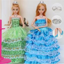 12 шт. Средства ухода за кожей принцессы и красотка кукла 30 см 11
