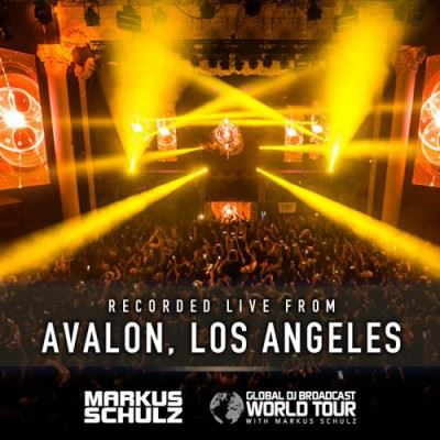 VA - Markus Schulz - Global DJ Broadcast:World Tour - Los Angeles (2018)