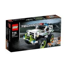 Конструктор LEGO TECHNIC Полицейский патруль 42047-L