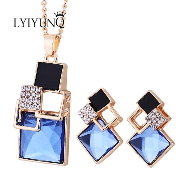 Ювелирный комплект - LyiyunQ