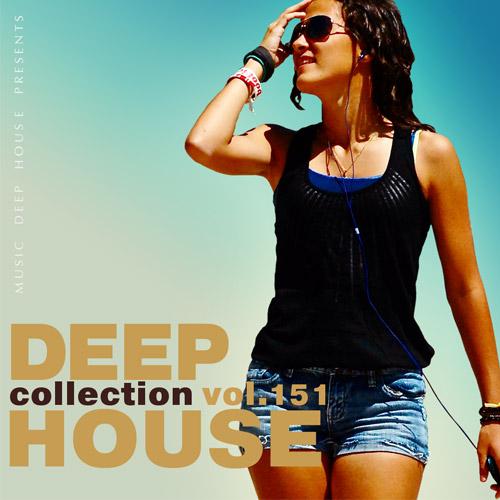 Сборник - Deep House Collection Vol.151 (2018)