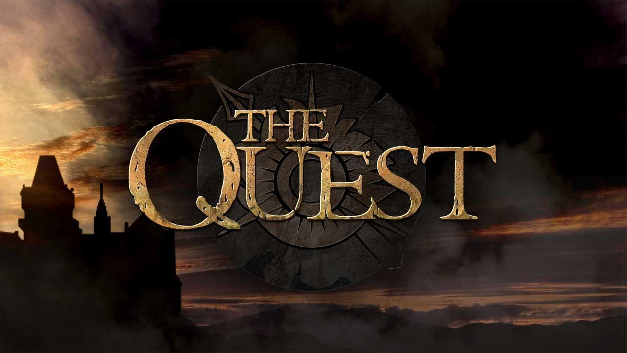 логотип квест