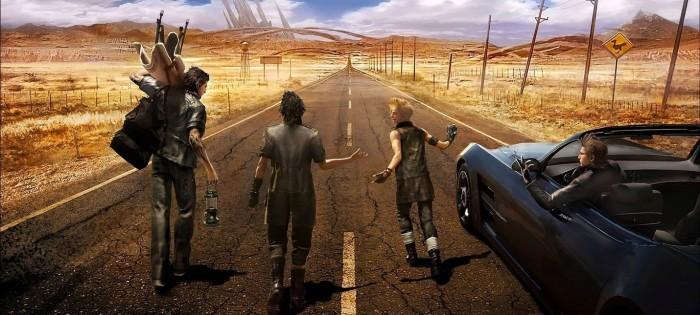 """Хадзиме Табата: """"Final Fantasy моей мечты —с полной свободой"""" [Игры]"""