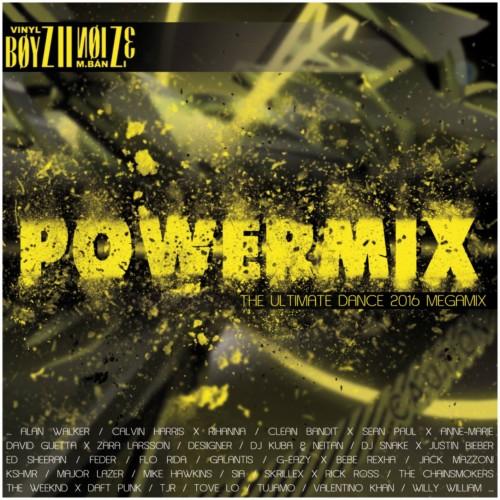 VA - Powermix (2017)
