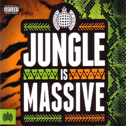 VA - Ministry Of Sound: Jungle Is Massive (2017)