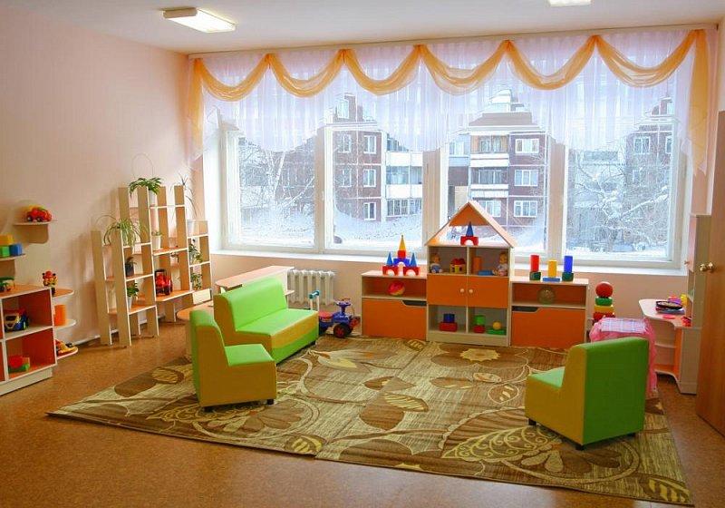 Ремонт детского сада в поселке Шерловая Гора стал возможным благодаря СУЭК Андрея Мельниченко