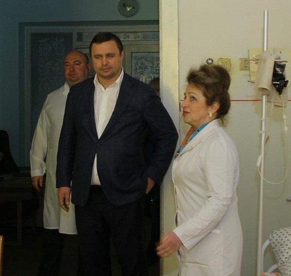 Максим Микитась - Звіт народного депутата Максима Микитася за півтора року роботи в окрузі