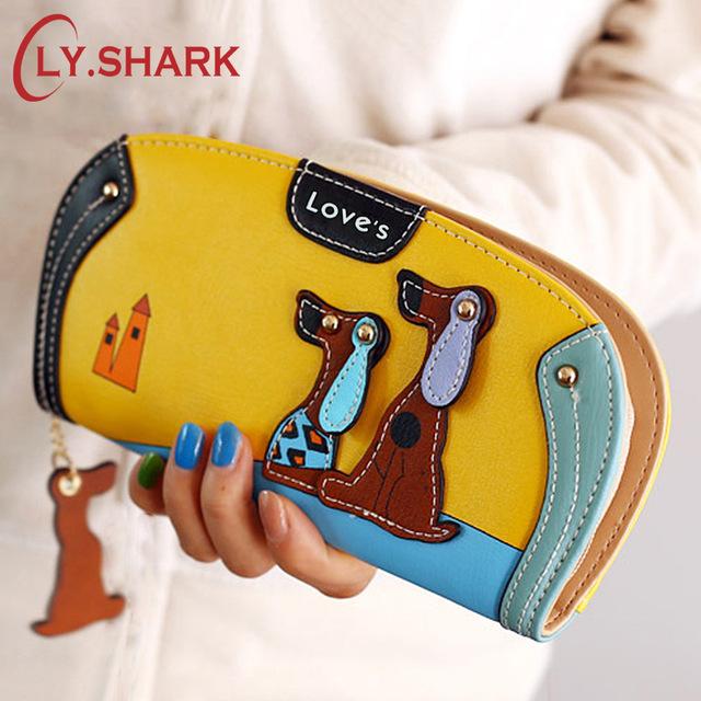 Кошелек женский - LY.SHARK