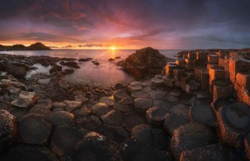 Тропа Гигантов, Ирландия