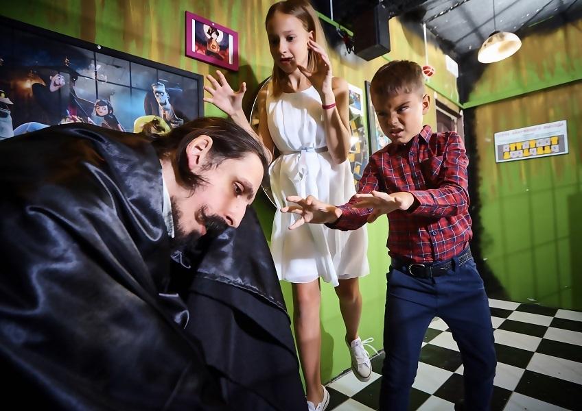 страшные квесты для детей