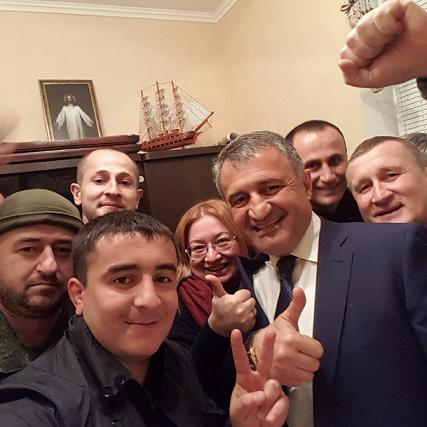 Алборов алан юрьевич член партии