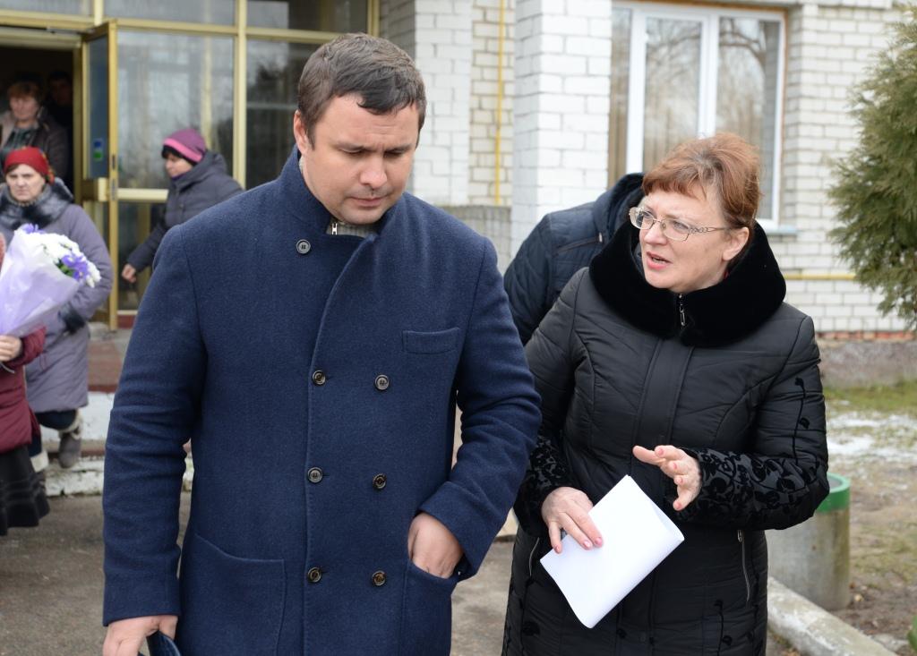 Максим Микитась - Андреевка - село с амбициями