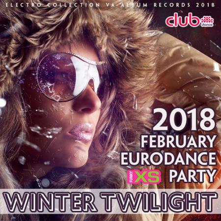 Сборник - Winter Twilight: Eurodance Party (2018)