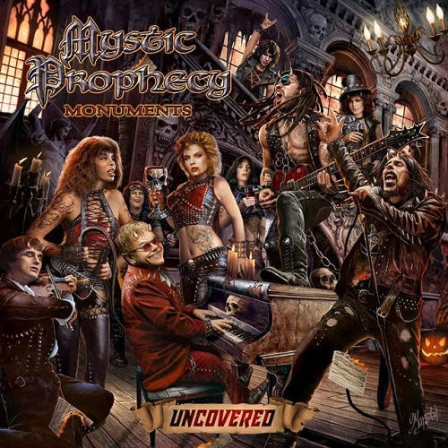 Mystic Prophecy - Monuments Uncovered (2018/FLAC) Limited Edition