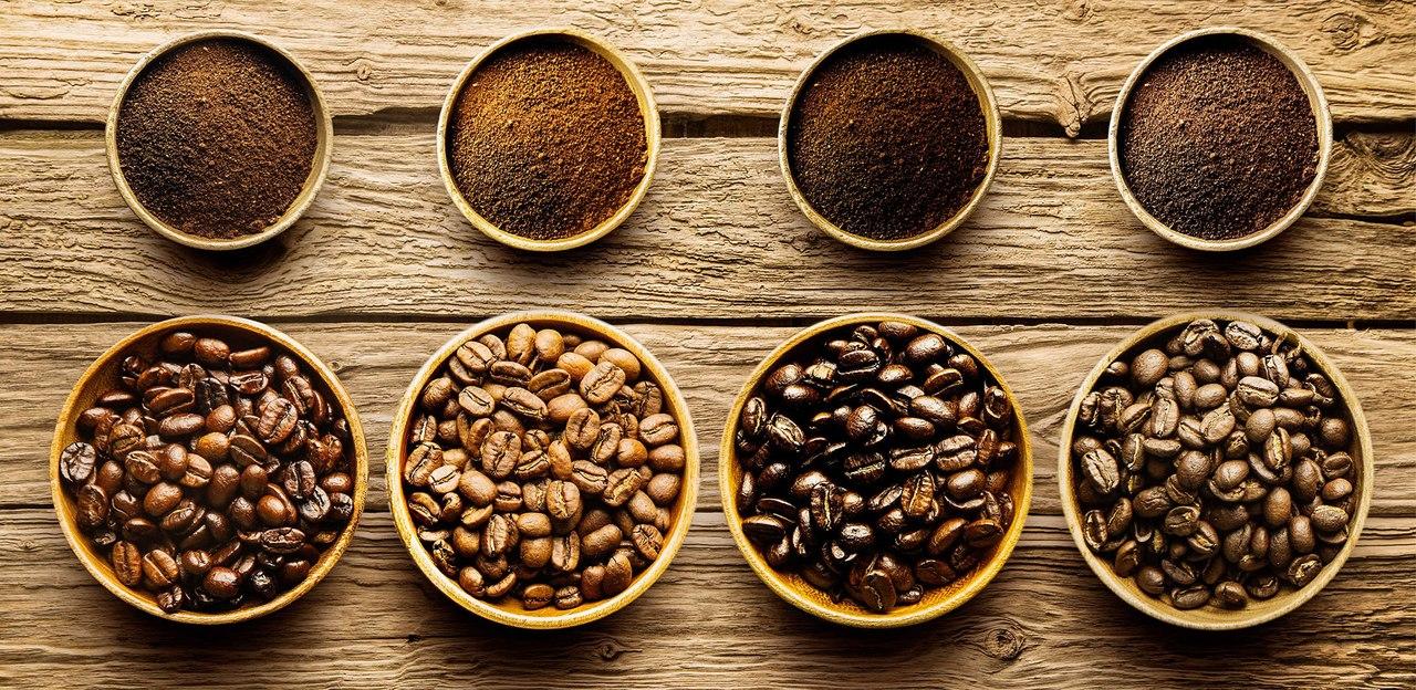Выбор кофе для кофемашины