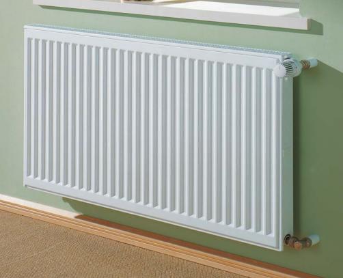 Стальные панельные радиаторы отопления.