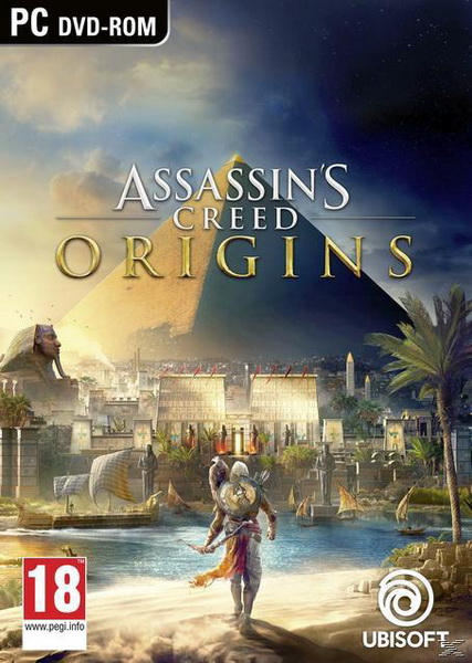 Assassin's Creed: Origins (Истоки) (2017/RUS/ENG)