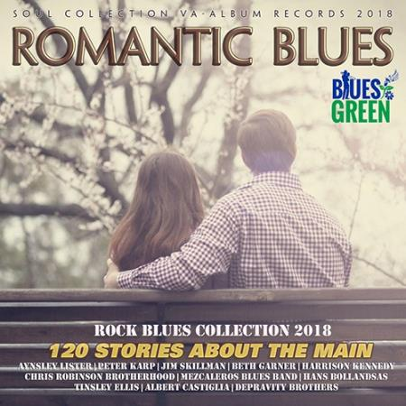 Сборник - Romantic Blues: 120 Stories (2018)